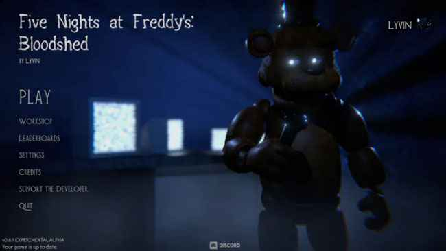 Five Nights at Freddy's: Bloodshed Free Download