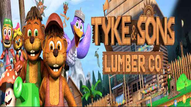 Tyke and Sons Lumber Co Free Download