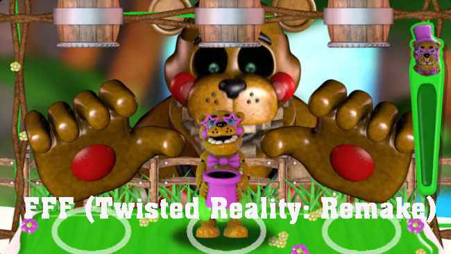 FFF (Twisted Reality: Remake) Free Download