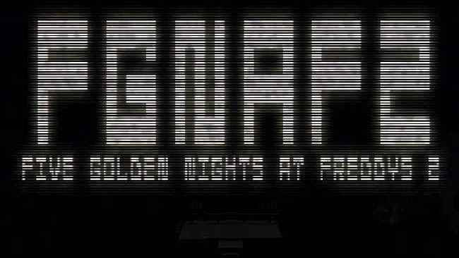 Five Golden Nights at Freddy's 2 APK For Android Free Download