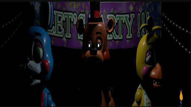 Five Nights at Freddy's 2: Playable Animatronics Free Download