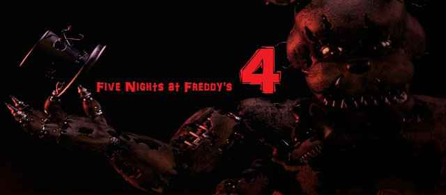 Five Nights at Freddy's 4 APK For Android Free Download
