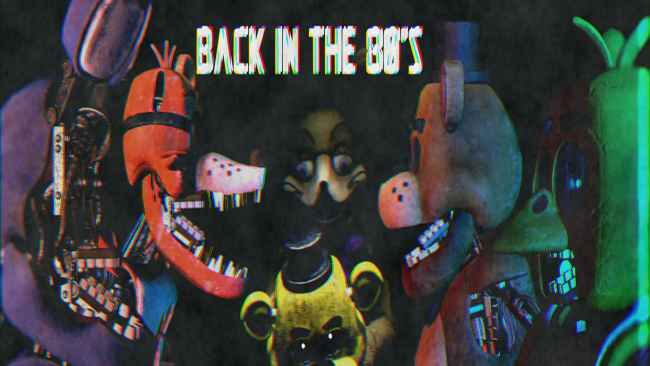 Five Nights at Freddy's: Back in the '80s Free Download