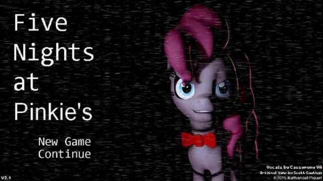 Five Nights at Pinkie's Free Download