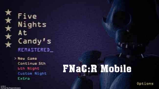 FNaC:R Mobile Free Download