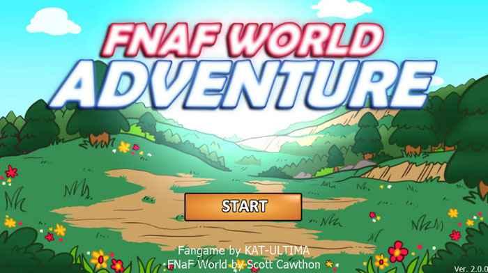 FNaF World: Adventure Free Download