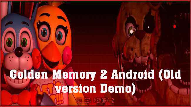 Golden Memory 2 Android (Old version Demo) Free Download